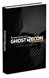Ghost Recon: Wildlands Collector's Guide Books