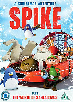 Spike - A Christmas Adventure DVD (2012) DVD
