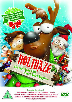Holidaze - The Christmas That Almost Didn't Happen [DVD] [2007] DVD