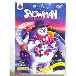 Magic Gift of the Snowman [DVD] DVD