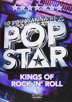 So You Wanna Be A Pop Star - Kings Of Rock 'n' Roll [DVD] DVD