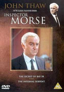 Inspector Morse: The Secret Of Bay 5b/Infernal Serpent [DVD] DVD