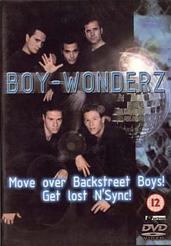 Boy-Wonderz DVD DVD