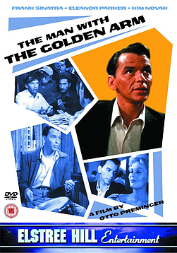 The Man With the Golden Arm [DVD] DVD
