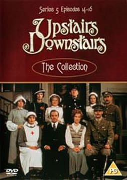Upstairs Downstairs The Collection - Series 5 Episodes 14-16 DVD