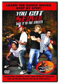 You Got Served: Take It To The Streets [2004]:Learn the Dance Moves Step by Step [DVD] DVD