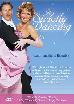 It's Strictly Dancing with Natasha & Brendan [DVD] DVD