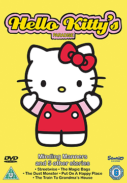 Hello Kitty's Paradise Minding Manners & 5 Other Stories [DVD] DVD