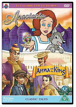 Classic Tales: Anastasia/Anna And The King [DVD] DVD