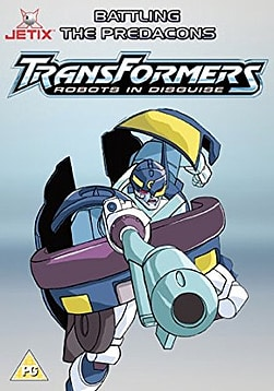 Transformers - Battling The Predacons [DVD] DVD
