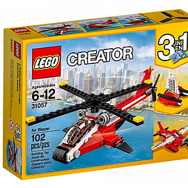 Lego Creator Air Blazer 31057 Blocks and Bricks