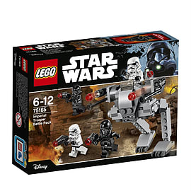 Lego Star Wars Imperial Trooper Battle Pack 75165 Blocks and Bricks