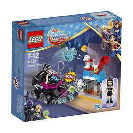 Lego DC Super Hero Girls Lashinas Action Rider 41233 Blocks and Bricks