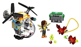 Lego DC Super Hero Girls Bumblebees Helicopter 41234 screen shot 1