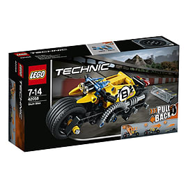 Lego Technic Stunt Bike 42058 Blocks and Bricks