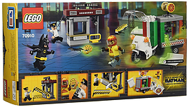 Lego Batman Movie Scarcrow Special Delivery 70910 Blocks and Bricks