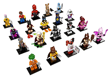Lego Minifigures LEGO Batman Movie Minifigures - 71017 screen shot 1