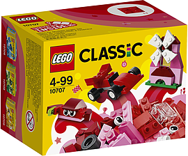 Lego Classic Red Creativity Box 10707 Blocks and Bricks