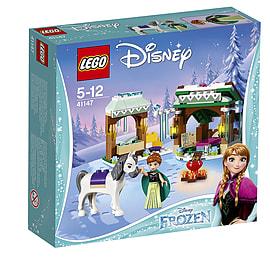 Lego Disney Princess Anna's Snow Adventure 41147 Blocks and Bricks