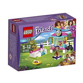 Lego Friends Puppy Pampering 41302 Blocks and Bricks