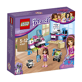 Lego Friends Olivia's Creative Lab 41307 Blocks and Bricks