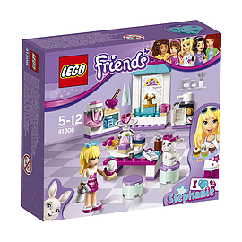 Lego Friends Stephanie's Friendship Cakes 41308 Blocks and Bricks
