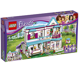 Lego Friends Stephanie's House 41314 Blocks and Bricks