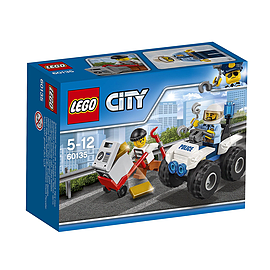 Lego City Police ATV Arrest 60135 Blocks and Bricks