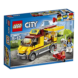 Lego City Great Vehicles Pizza Van 60150 Blocks and Bricks