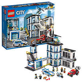 Lego City Police Police Station 60141 Blocks and Bricks