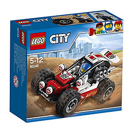 Lego City Great Vehicles Buggy 60145 Blocks and Bricks