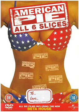 American Pie All 6 Slices [DVD] DVD