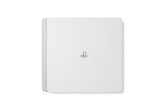 PlayStation 4 Console Glacier White 500GB screen shot 3
