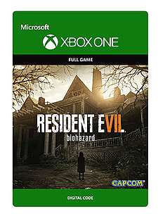Resident Evil VII biohazard XBOX ONE Cover Art
