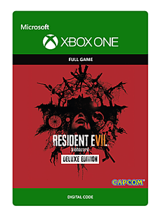 RESIDENT EVIL 7 biohazard: Deluxe Edition XBOX ONE Cover Art