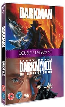 Darkman / Darkman 2 The Return Of Durant [DVD] DVD