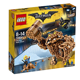 Lego Batman Movie Clayface Splat Attack 70904 Blocks and Bricks