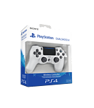 New PlayStation DUALSHOCK 4 Controller - Glacier White screen shot 6