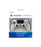 New PlayStation DUALSHOCK 4 Controller - Silver screen shot 5