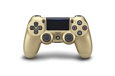 New PlayStation DUALSHOCK 4 Controller - Gold screen shot 1