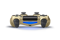 New PlayStation DUALSHOCK 4 Controller - Gold screen shot 2