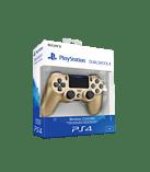 New PlayStation DUALSHOCK 4 Controller - Gold screen shot 5