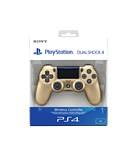 New PlayStation DUALSHOCK 4 Controller - Gold screen shot 6