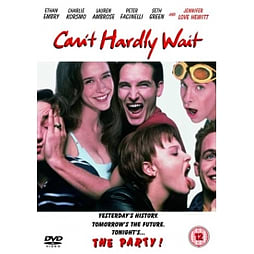 Can't Hardly Wait DVD DVD