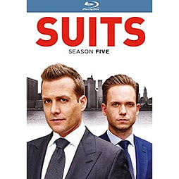 Suits - Season 5 Blu-ray DVD