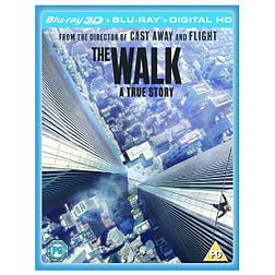 Walk Blu-ray 3D and Blu-ray Blu-ray