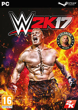 WWE 2K17 – PC Standard Edition PC Downloads Cover Art