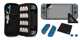 Nintendo Switch Starter Kit - Link's Tunic Edition screen shot 1