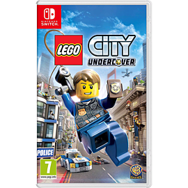 LEGO City: Undercover Nintendo Switch Cover Art
