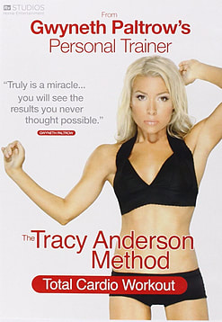 The Tracy Anderson Method: Total Cardio Workout [DVD] DVD